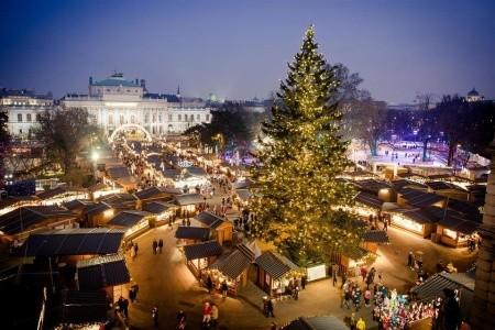 Adventní Vídeň a nejkrásnější vánoční trhy - levně