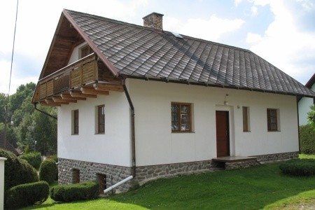 Chata Lipno Nad Vltavou, Česká republika, Lipno
