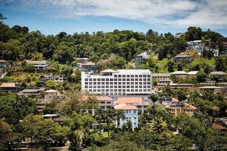 Ozo Kandy - Srí Lanka v červenci - od Invia