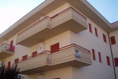 Residence Alba Chiara - Alba Adriatica, Itálie, Abruzzo