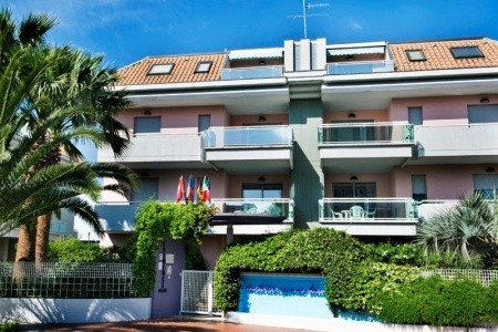 Residence Mediterraneo Due - San Benedetto Del Tronto - Last Minute a dovolená