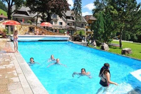 Ferienhotel Gut Enghagen S Bazénem – Rossleithen Léto - hotel