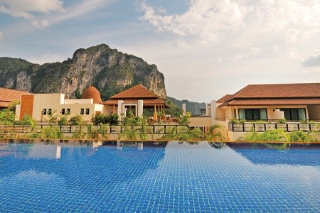 Hotel Aonang Cliff Beach Resort - v srpnu