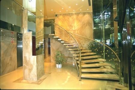 Hotel Avenida Benidorm - v únoru