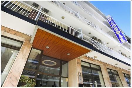 Hotel Condal Benidorm Snídaně