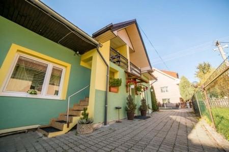 Zelený Dom - ubytování