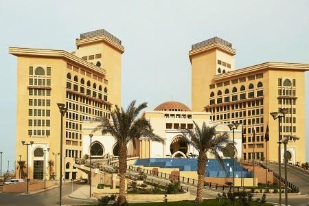 The St. Regis Doha Plná penze First Minute