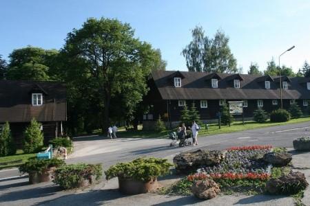 Švajčiarske Domčeky - Seniorský Pobyt 60+ - ubytování