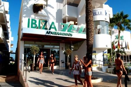 Ibiza Jet Apartments - v červenci