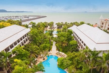 Ravindra Beach Resort & Spa - levně