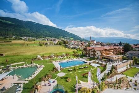 Hotel Sonnenhof Pig - Falzes - Itálie  v prosinci