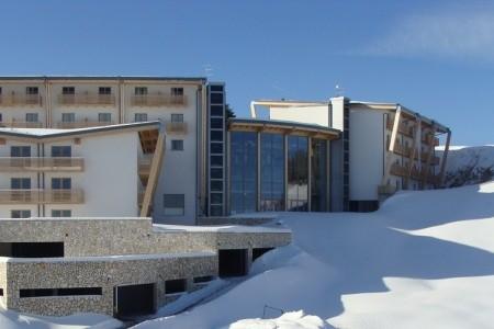 Hotel Le Blanc S Bazénem Př- Monte Bondone, Itálie, Monte Bondone