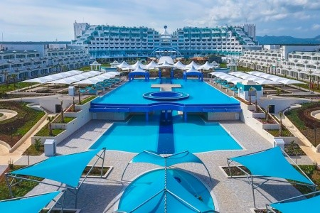 Limak Cyprus Deluxe - all inclusive