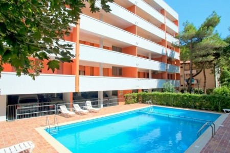 Residence Capitol - Bibione Spiaggia - Last Minute a dovolená