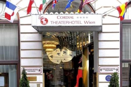 Cordial Theaterhotel Wien Zentrum - slevy
