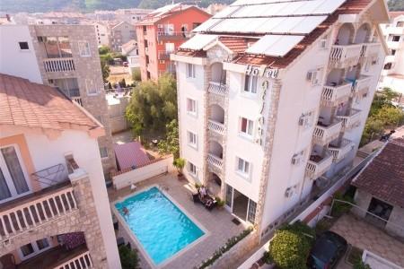 Hotel Tatjana - Dotované Pobyty 50+, Černá Hora, Budva