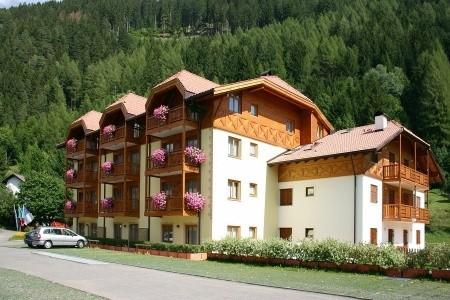 Rezidence Kristall - Predazzo - Val di Fiemme 2021/2022 | Dovolená Val di Fiemme 2021/2022