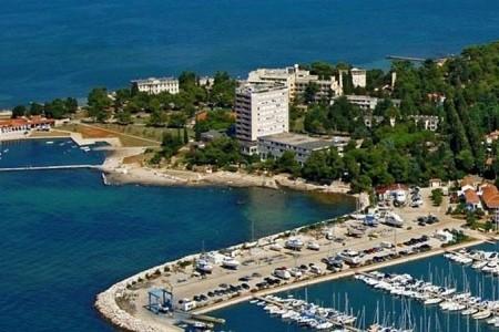 Hotel Adriatic Umag - letní dovolená