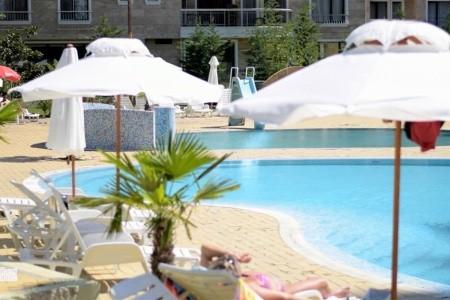 Kamenec Hotel, Bulharsko, Nesebar