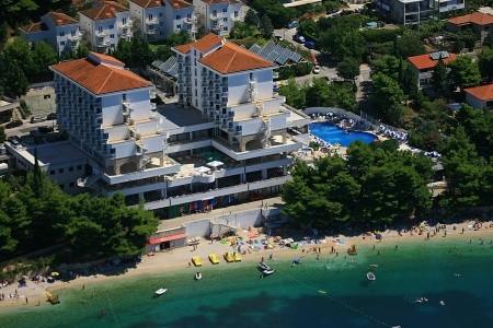 Hotelový Komplex Labineca - Hotel, Chorvatsko, Makarská riviéra