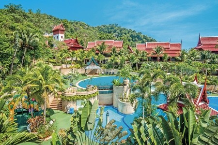 Hotel Krabi Thai Village Resort - hotely