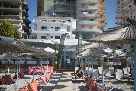 Hotel Aloha Beach, Albánie, Saranda