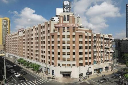 Shanghai Golden Tulip Bund New Asia Hotel - slevy