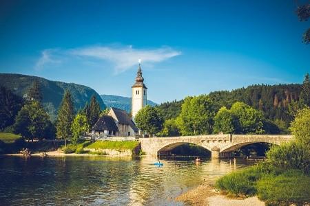 To nejlepší ze Slovinska + WELLNESS (autobusem) - v květnu