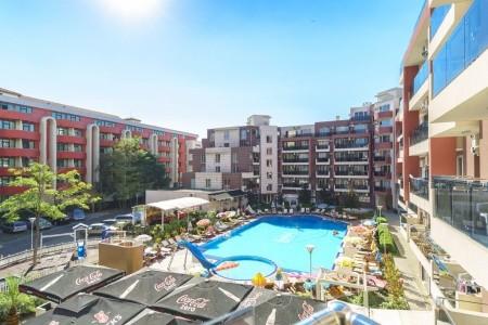 Admiral Plaza Hotel, Bulharsko, Slunečné Pobřeží