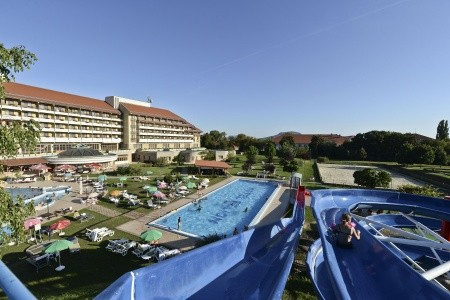 Hotel Wellness Pelion, Maďarsko, Termální Lázně