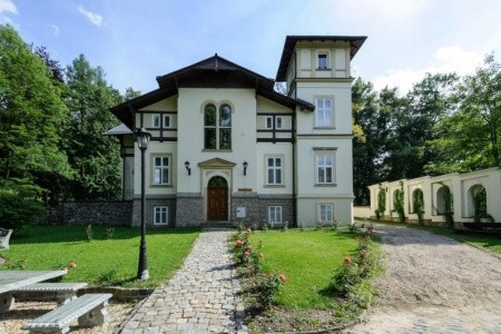 Villa Friedland (Lázně Libverda) - Cyklo/běžko Aktiv
