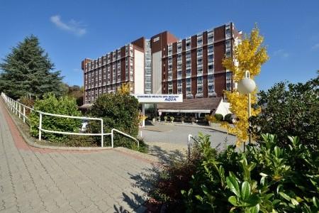 Hotel Danubius Health Spa Hotel Aqua, Maďarsko, Termální Lázně
