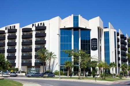 Albir Playa Hotel & Spa - zimní dovolená u moře