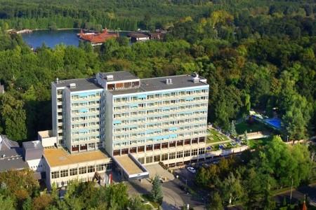Hotel Danubius Health Spa Resort Hevíz, Maďarsko, Termální Lázně