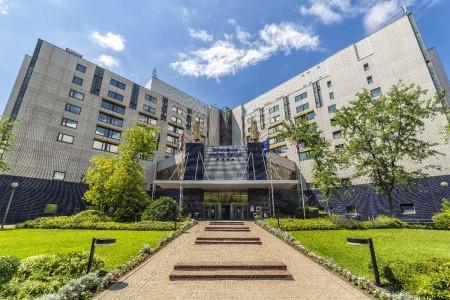 Hotel Danubius Resort Helia Snídaně