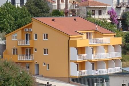 Vila Mirnna - Gradac  - Chorvatsko