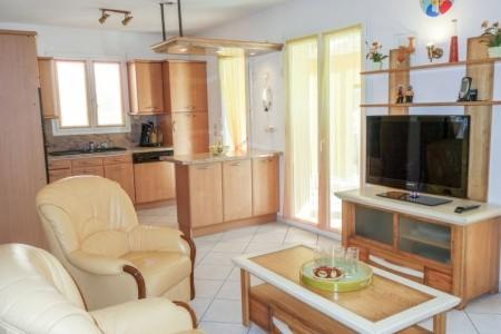 Villa Ladine - Francie v květnu - ubytování