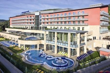 Hotel Thermal Visegrad, Maďarsko, Termální Lázně