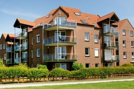 Baltrum-Badestrasse - Luxusní dovolená