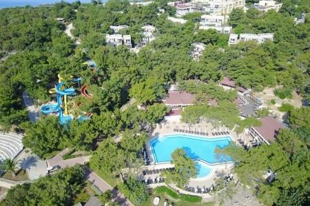 Bodrum Park Resort - Rodinný Pokoj - s dětmi