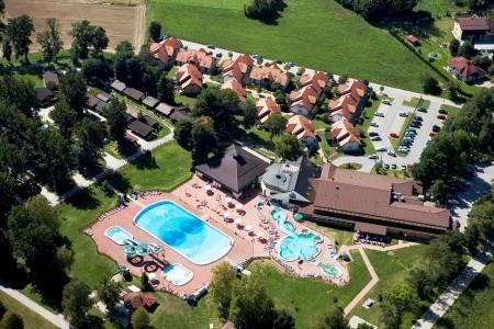 Hotel Zeleni Gaj - v září