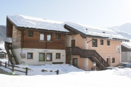 Free Ski Apartmány Jolly