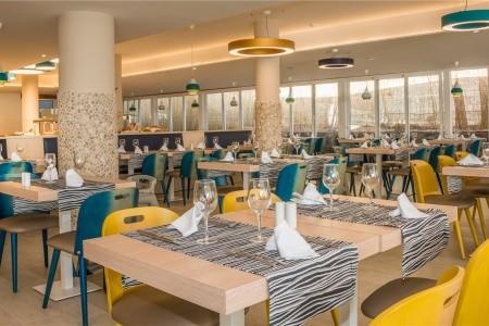 Hovima La Pinta Beachfront Family Hotel - letecky all inclusive