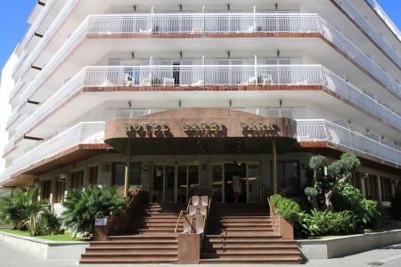 Hotel Garbi Park - letecky all inclusive