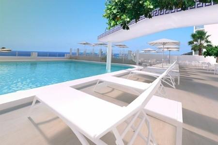 Hotel Club Riviera - letecky z vídně