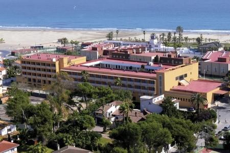 Hotel Del Golf Playa - v prosinci