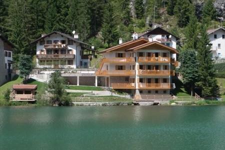 Villa Edelweiss - v květnu