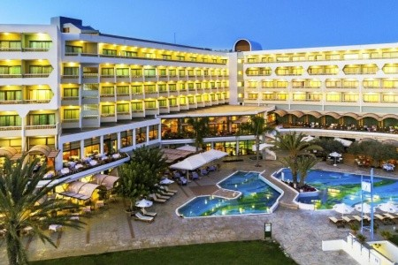 Constantinou Bros Athena Royal Beach Hotel - polopenze