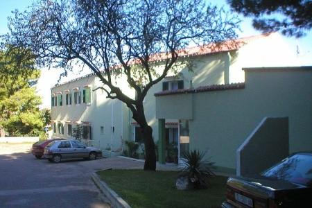 Hotel Kristina S Autobusovou Dopravou V Ceně, Chorvatsko, Vodice