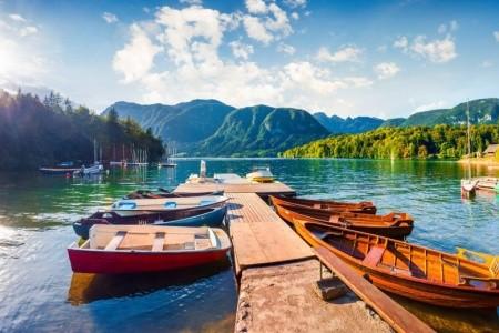 Slovinsko - malá,velká země - Last Minute a dovolená